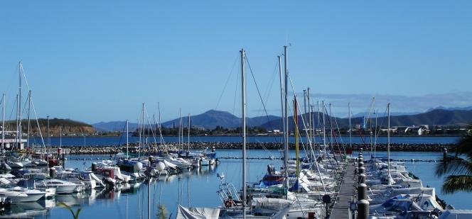 Port Moselle - Nouméa's marina