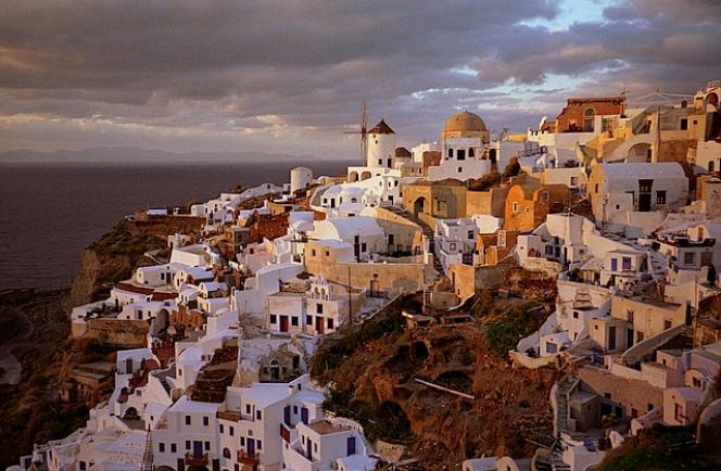 Cyclades - Santorini