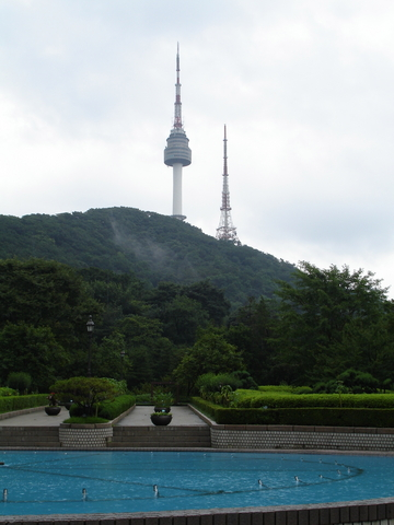 Séoul Tower